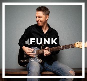 Funk Rhythm Guitar Lessons