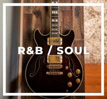 R&B / Soul Rhythm Guitar Lesson